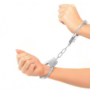 Menottes Métal Official Handcuffs